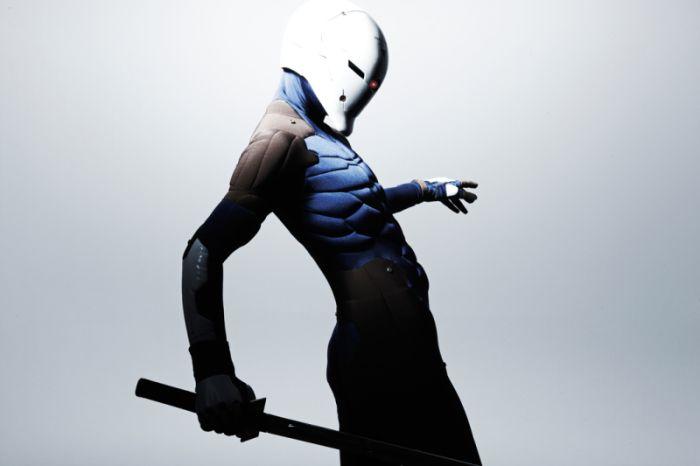 Сногсшибательный костюм ниндзя (36 фото)