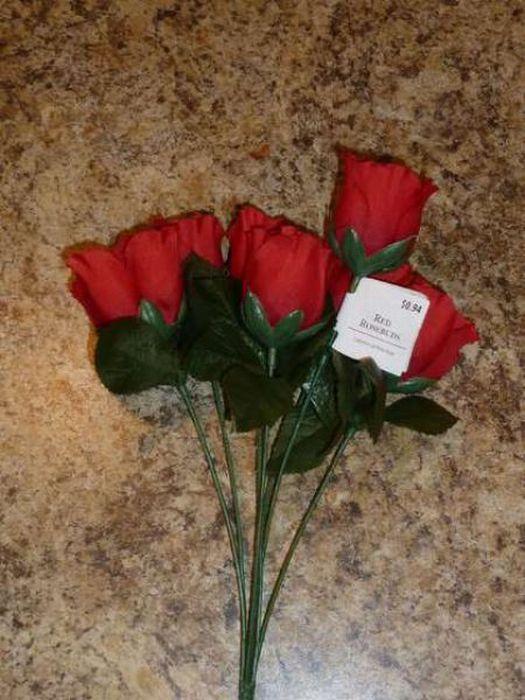 Розы из бекона (21 фото)