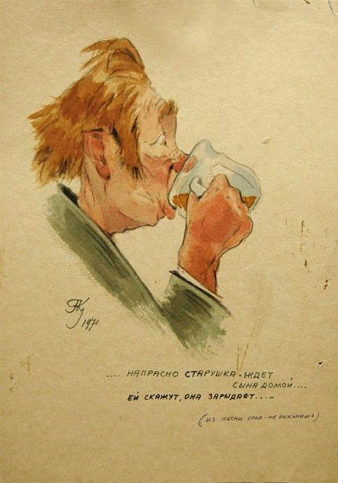 Пить или не пить (31 фото)