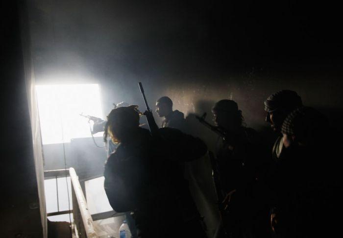 Военный фотокорреспондент (32 фото)