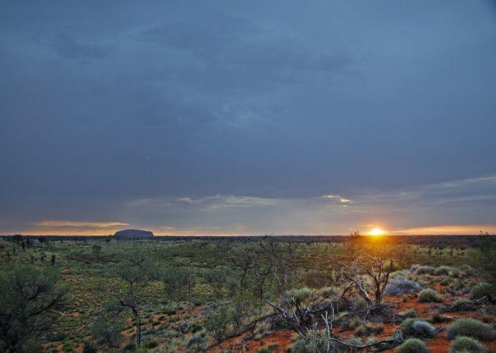 Удивительная скала в Австралии (18 фото)