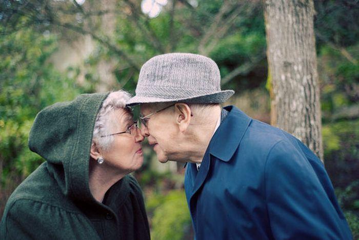 С годами любовь только сильней (39 фото)