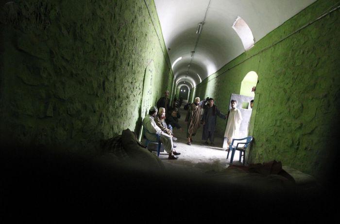 Побег из тюрьмы (18 фото)