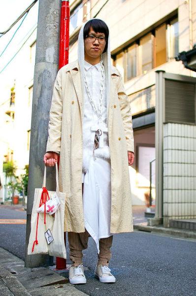 Странная японская мода (47 фото)