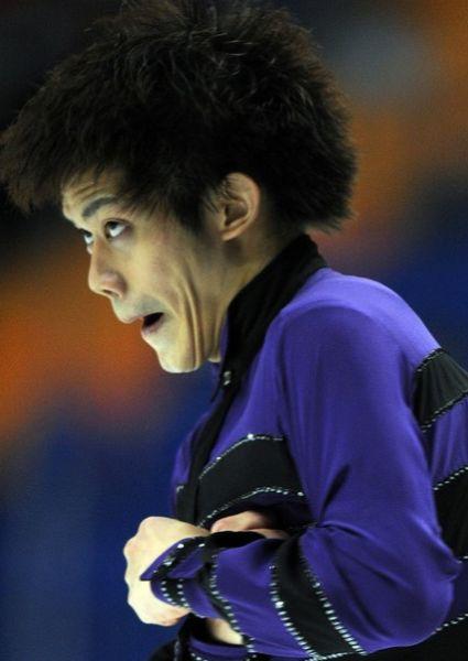 Смешные лица с чемпионата мира по фигурному катанию (23 фото)