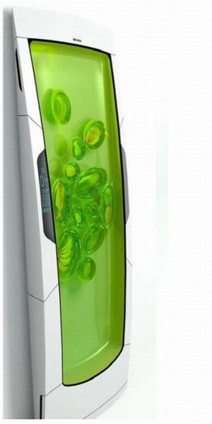 Холодильник нового поколения (4 фото)