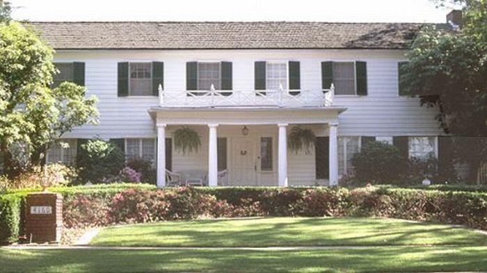Дома, в которых снимались фильмы (13 фото)