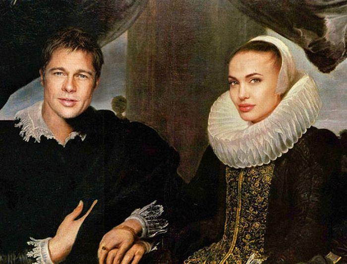 Звезды в эпоху Возрождения (35 фото)