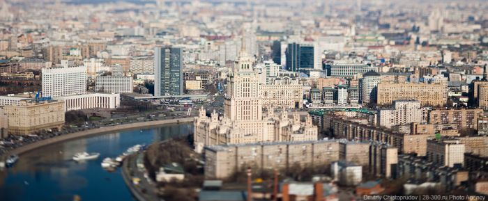 Москва с высоты 200 метров (46 фото)