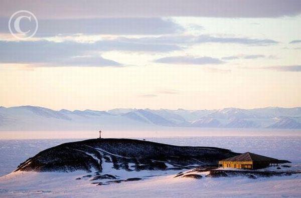 Антарктида. Хижины прошлого (22 фото)
