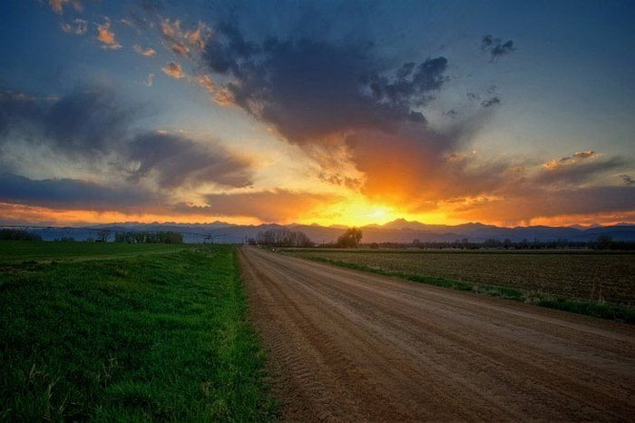 Удивительная грань между днем и ночью (37 Фото)