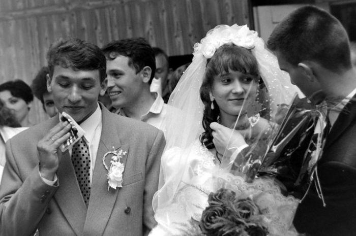 Деревенская свадьба (35 фото)