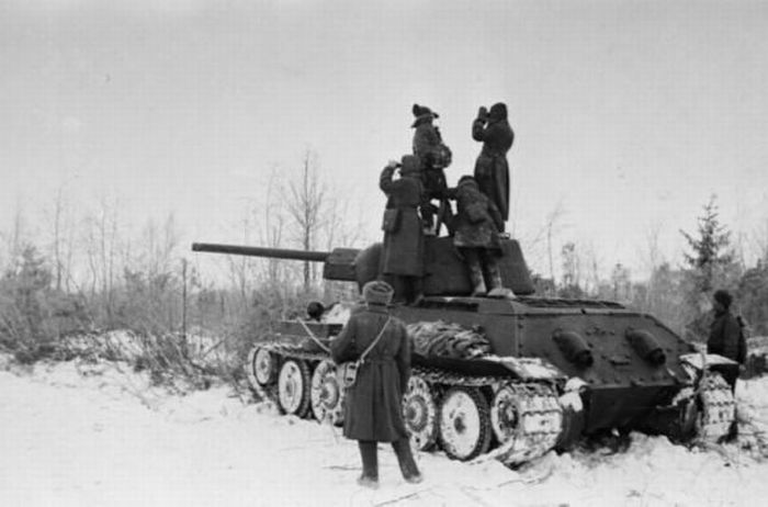 Начало войны. 1941 год (51 фото)