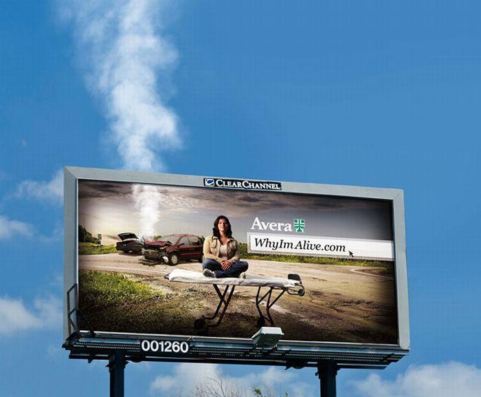 Классная наружная реклама (45 фото)