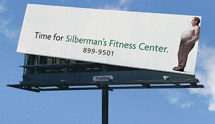 Необычные креативные билборды (45 фото)