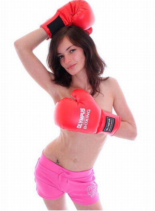 Девушки, которые любят бокс (50 фото)