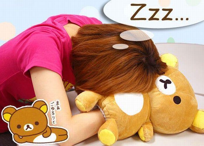 Японская подушка (3 фото)