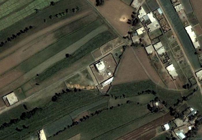 Дом, в котором жил Усама бин Ладен (14 фото)