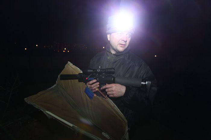 Московский снайпер (5 фото)