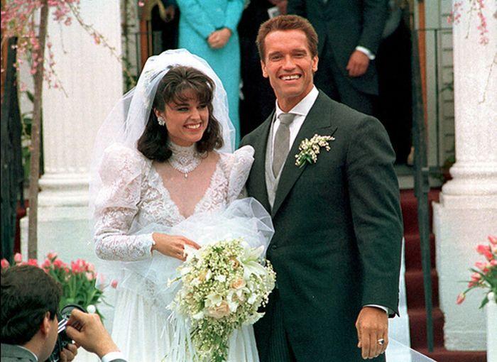 Арнольд Шварценеггер разводится с женой (10 фото)