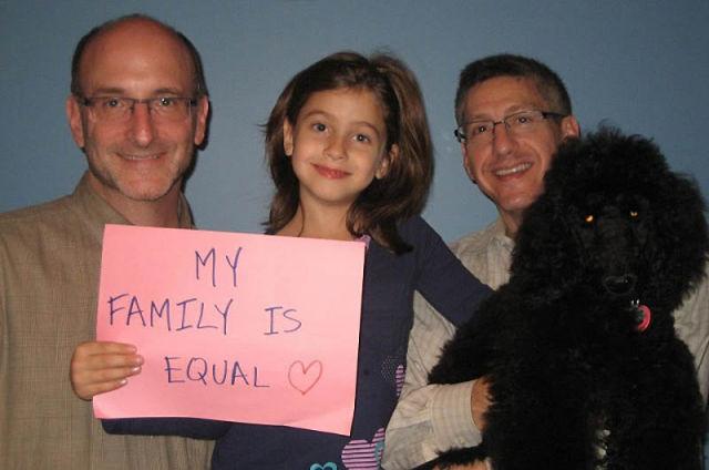 Однополые пары с детьми (38 фото)
