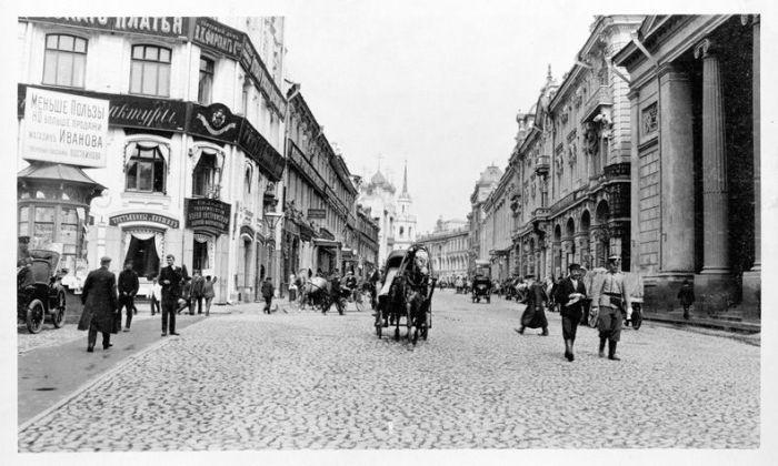 Москва начала 20 века (71 фото)