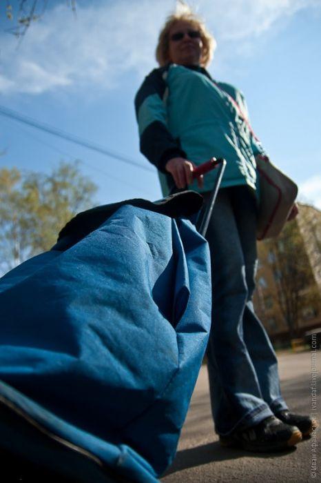 Один день социального работника (25 фото)