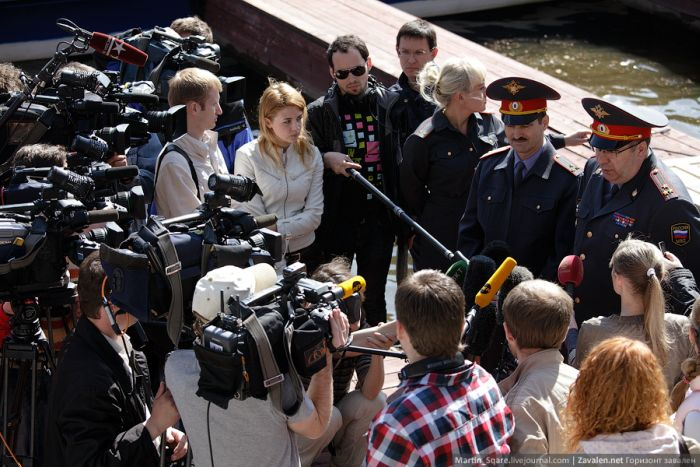 Водная полиция (26 фото)