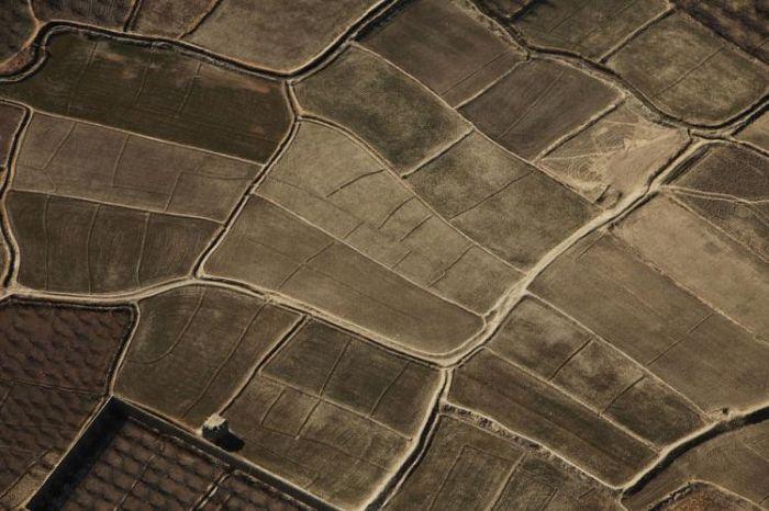 Афганистан с высоты птичьего полета (28 фото)