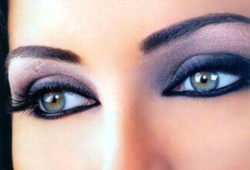 Глаза серо-зеленого цвета Вы уже, наверное, поняли, что