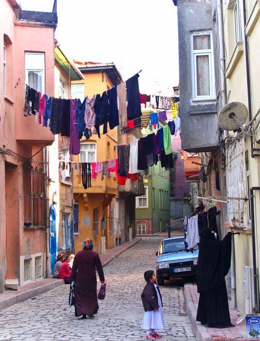 Самые цветные города мира (42 фото)