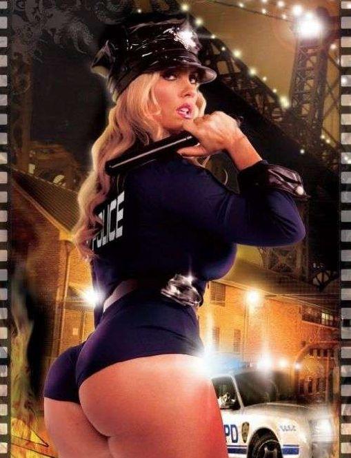 Девушки-полицейские (50 фото)