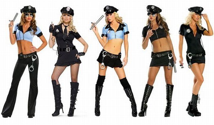 порно видео с девушками полицейскими