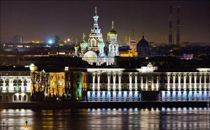 Высотный Санкт-Петербург (62 фото)