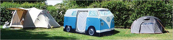 Палатка-машина (5 фото)