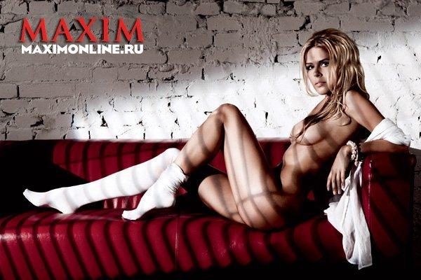Красотки из MAXIM (16 фото)