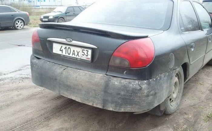 Зачем платить за ремонт авто? (4 фото)