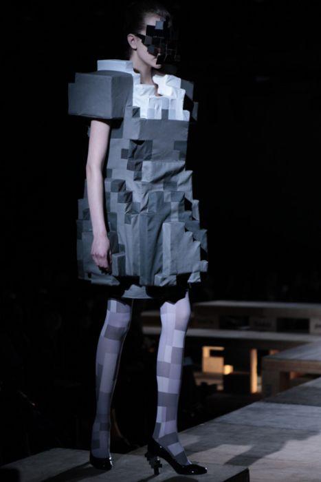 8-битная мода (30 фото)