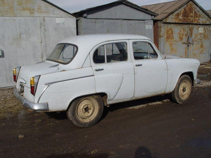 Москвич-403 (22 фото)