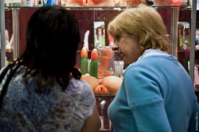Выставка игрушек из секс-шопов (текст+фото)