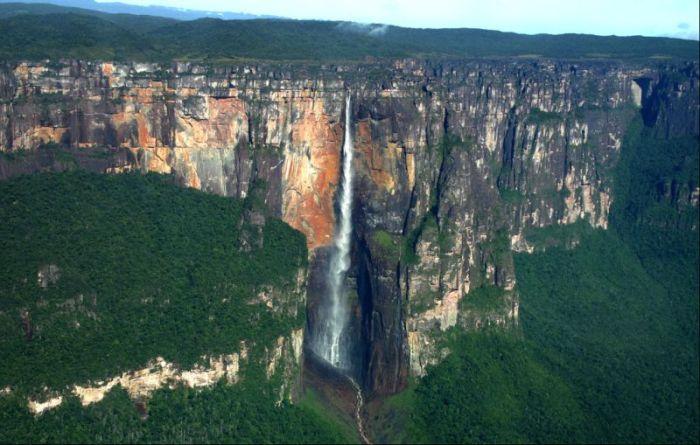 Самые красивые водопады в мире (20 Фото)