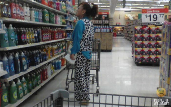 Смешные люди из супермаркетов. Часть 9 (53 фото)