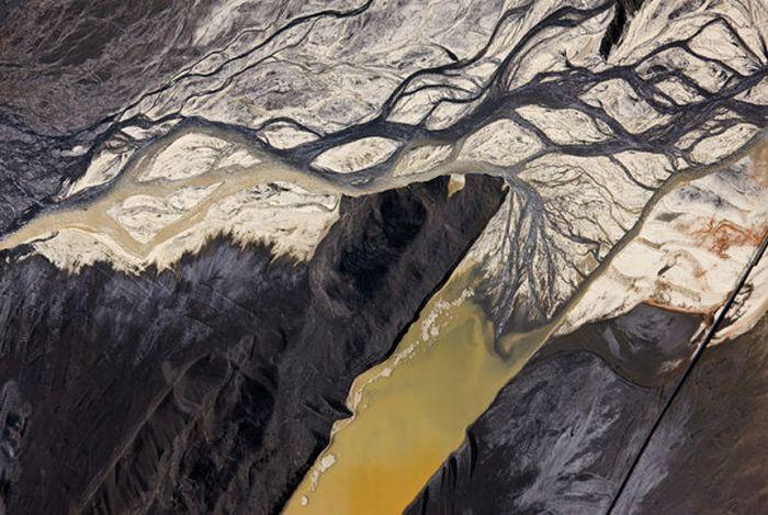 Шрамы земли (10 фото)