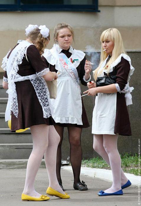 девушки передеваются перед уроком физо фото