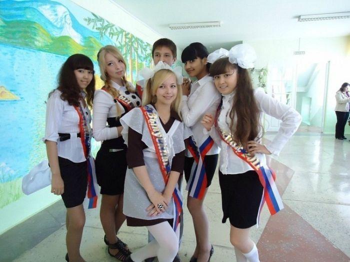 Выпускницы 2011 (51 фото)