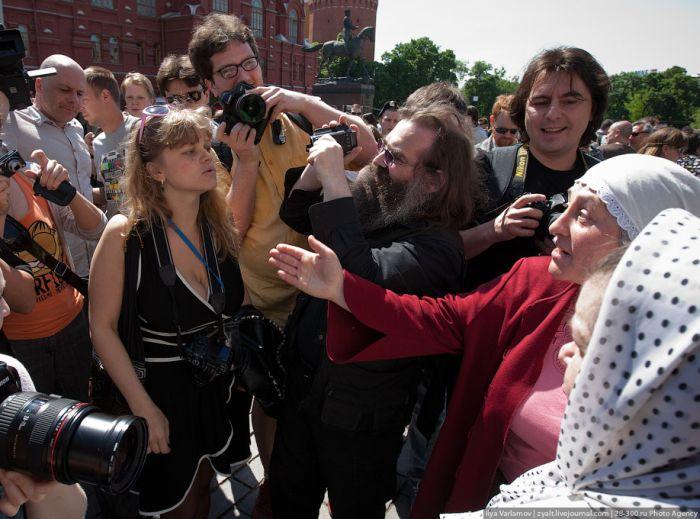 Московский гей-парад 2011 (73 фото + видео)