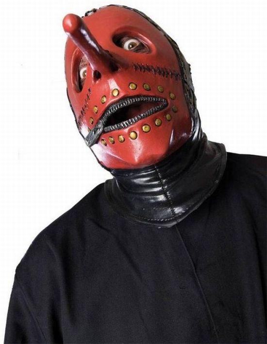Маски группы Slipknot (15 фото)
