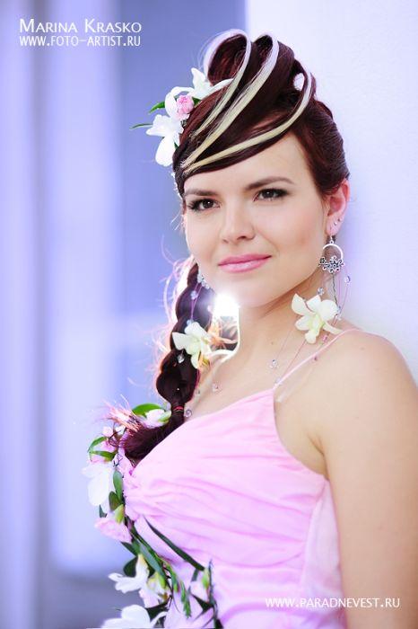 Парад невест в Москве (35 фото)