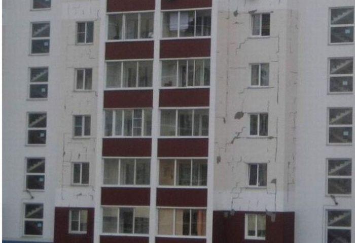Новый дом сдан в эксплуатацию (4 фото)