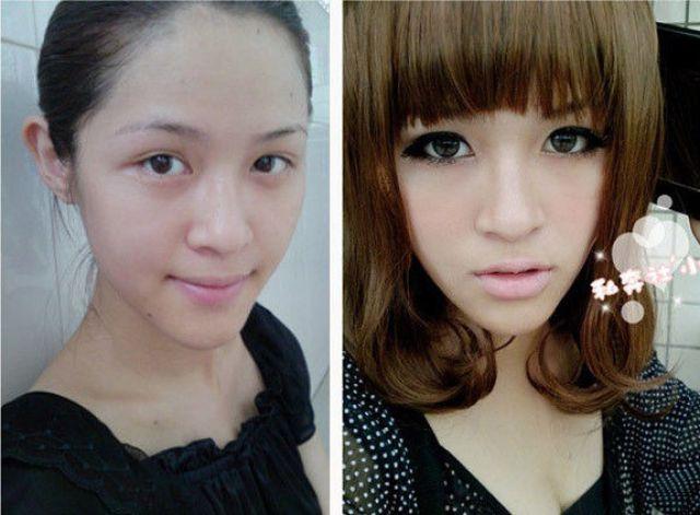 фото японок без макияжа могу, что